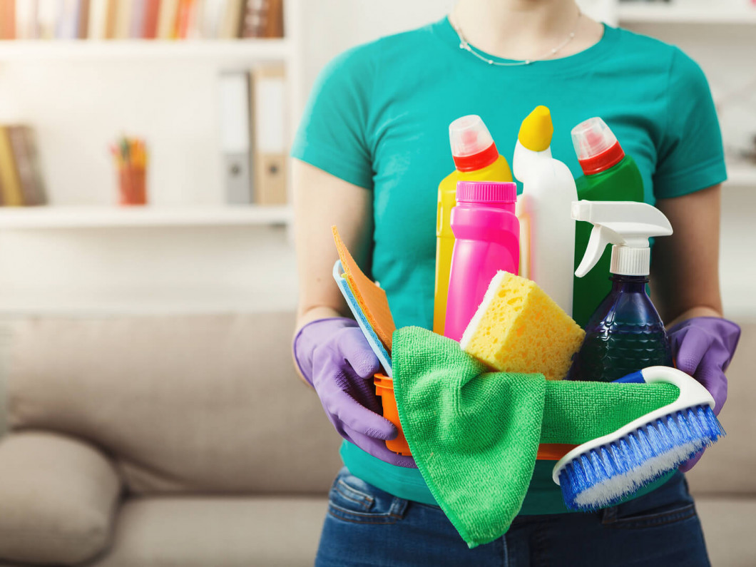 Create a custom residential cleaning plan